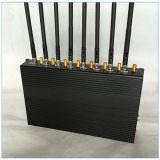 2016 более дешевый и популярный Jammer WiFi GSM сигнала блокатора сигнала экрана сигнала мобильного телефона GPS портативная пишущая машинка с случаями Porable
