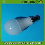 12W Bombilla LED con B22, CE, RoHS, FCC, certificados