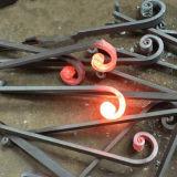 Elektrische het smeedijzer maakt de Machine van de Rol voor Decoratief