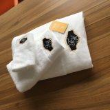 Van de Katoenen van 100% Reeksen de Duidelijke Witte Handdoek van het Satijn