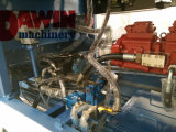 S portátil pequeña válvula se utiliza para transmitir motor diésel de hormigón Bomba de concreto