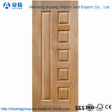 Barato interior porta moldado HDF/Pele de porta