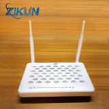 광섬유 대패 Zte F660 V5.2 4ge+2 Phone+WiFi+USB Gpon ONU Zxhn F660 V5.2