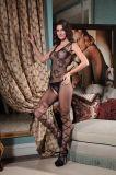 Женское бельё Bodystocking BS8820 оптовой высокой упругости сексуальное