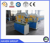 Travailleur de fer combiné hydraulique hydraulique de perforation et de la machine de cisaillement