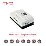 40 contrôleur solaire de charge de l'entrée de C.C de l'ampère 12V/24V MPPT avec l'écran LCD pour le remplissage de batterie solaire
