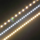 Tira rígida 30LEDs/M 7.2W de 5050 diodos emissores de luz que escurecem a sustentação para a iluminação