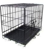 Hochwertiger heißer Verkaufs-preiswerter quadratischer Gefäß-Haustier-Bett-Haus-Hunderahmen