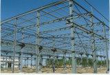 容易競争価格の鉄骨フレームの建物をインストールしなさい