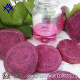 自然な紫色のサツマイモのプラントエキスカラー