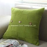 Baumwolle strickte Kabel-Dekoration-Kissenthrow-Kissen-Sofa-Kissen
