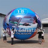 크리스마스를 위한 상업적인 팽창식 헬륨 PVC 큰 풍선