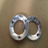 Torno industrial del CNC del acero inoxidable que cose las piezas de Machinespare