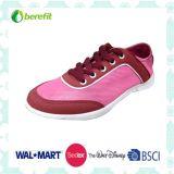 Casual Shoes der Frauen mit PU und Nubuck Upper, Bright Color