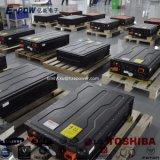 Порученная батарея тележки хранения батареи автомобиля батареи