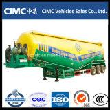 Cimc 50cbm 판매를 위한 대량 시멘트 유조선 트레일러