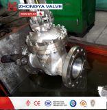 Elevadores eléctricos de alta pressão Wc9 Válvula gaveta de cunha de Flange