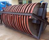 Apparatuur van de Verwerking van het Zand van de Verkoop van Jxsc de Hete Zwarte voor de Zwarte Installatie van de Was van het Zand