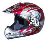 Corsa del casco del motociclo del casco del casco del PUNTINO