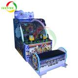 Venta caliente interior barato disparo pelota Electric Amusement Arcade maquina videojuegos para niños