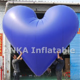 Globe en forme de coeur Gonflable Helium Balloon Wedding Decoration