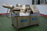 Mischmaschine-/Vakuumfleisch-Filterglocke-Scherblock des Hochgeschwindigkeitsvakuumschneiden-125L