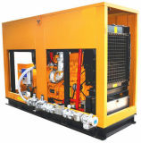 Multi Zylinder-leiser Gas-Generator (120kw 150kVA)