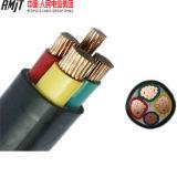 Проводник из бескислородной меди XLPE изоляцией ПВХ Оболочки стальные бронированные кабель питания