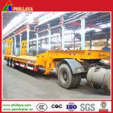 30 ton Aanhangwagen van Lowbed Lowboy van de Semi voor het Zware Vervoer van Machines