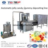 A linha de produção de doces de gelatina automático (GD300Q)