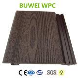 Le bois composite en plastique décoratifs Co-Extrusion Revêtement mural avec la CE