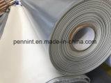 L'imperméabilisation des matériaux de toiture Feuille en PVC renforcé
