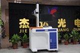 Etiqueta de plástico del laser de la máquina de la impresión por láser del CO2 para el plástico de la tela