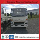 6 mini camion delle rotelle HOWO con Dropside
