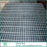 Plain caliente-rejilla de acero galvanizado con CE