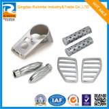 Peças personalizadas para pequenas peças de alumínio moldado em alumínio