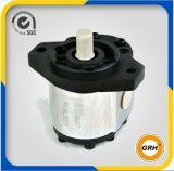 Moteur rotatoire de vitesse de pétrole hydraulique de fer de moulage