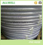 Belüftung-Faser und Stahldraht-verstärkter Schlauch