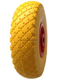 외바퀴 손수레 Wb7805p는 강철 플래트홈 손 트롤리를 도매한다