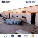 Vorfabrizierte Stahlrahmen-Werkstatt für Stahlkonstruktion-Werkstatt