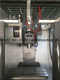 Herramienta vertical Vmc-1270 de la fresadora de la perforación del CNC y centro de mecanización para el proceso del metal