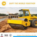 Shantui 단 하나 드럼 도로 쓰레기 압축 분쇄기