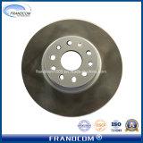 Il freno accessorio dell'automobile parte il rotore del freno a disco per il VW cc