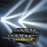 8 van de LEIDENE van de Staaf van X 12W DJ Licht het Bewegende HoofdSpin van de Straal
