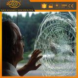 Удар - упорная стеклянная пленка окна обеспеченностью предохранения