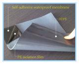 1mm-5mmポリエステルフェルトによって補強される自己接着修正された瀝青の防水膜