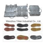 Shinning резиновый башмак единственной пресс-формы установлены на резиновых ЭБУ системы впрыска машины для резиновых моды леди повседневная обувь