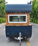 O fast food do fabricante de Jiejing transporta o reboque móvel do alimento