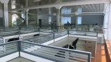 Zubehör-Fertigbürohaus-Stahlkonstruktion