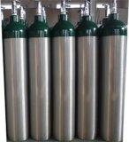 De industriële (aluminium-Gemaakte) Gasflessen van de Specialiteit